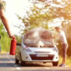 En el mercado se puede encontrar una gran variedad de modelos de extintores para autos.