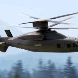Esta propuesta muestra algunos cambios con respecto SB-1 Defiant, que voló por primera vez el 21 de marzo de 2019.