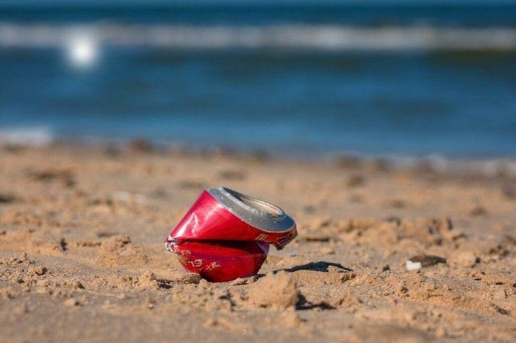Según el Censo Provincial de Basura Costera Marina, el 80% de los residuos en playas son plásticos.
