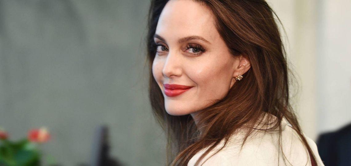 Descubrí el secreto de moda (sustentable) de Angelina Jolie