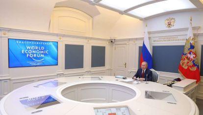 El Putin hacia el exterior: su intervención en el reciente Foro Económico Mundial.