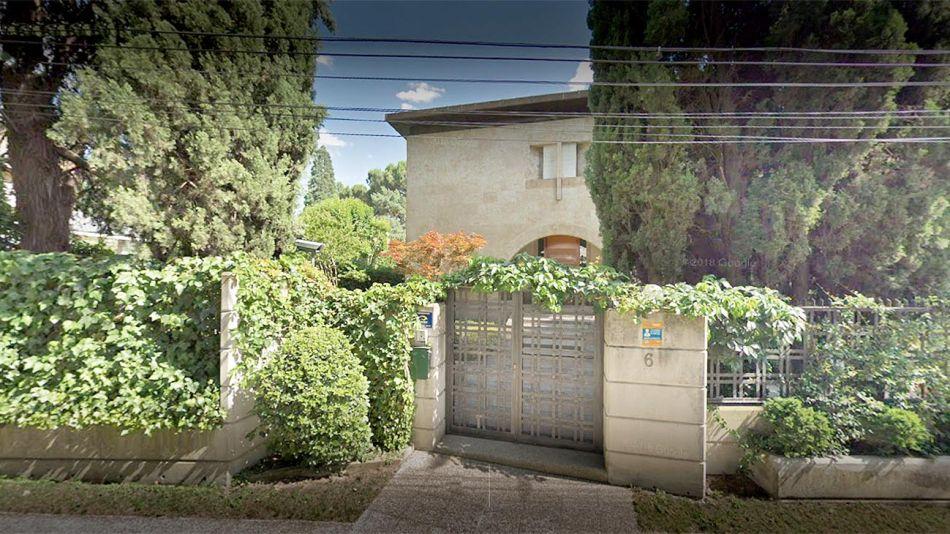 casas donde vive Isabel Martínez de Perón 20210203