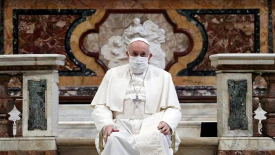 Papa Francisco, obispo de Roma.