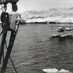 El boeing Stearman 76D-1, matricula 1-E-41, fue el primer avión argentino en volar sobre la Antártida.