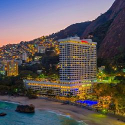 Sheraton Grand Rio Hotel & Resort.
