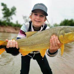El río Seco tiene la característica de tener mucha cantidad de dorados, pero de menor porte que el río Dorado.