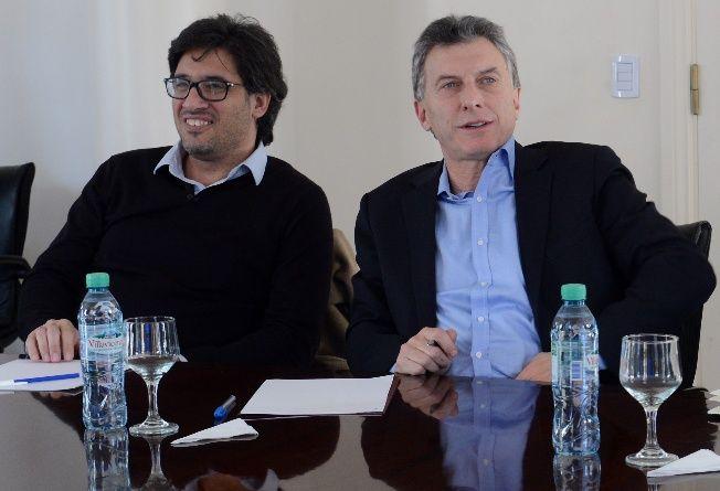 Macri y Garavano