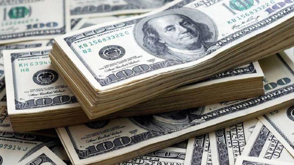 Qué pasa con el dólar  blue