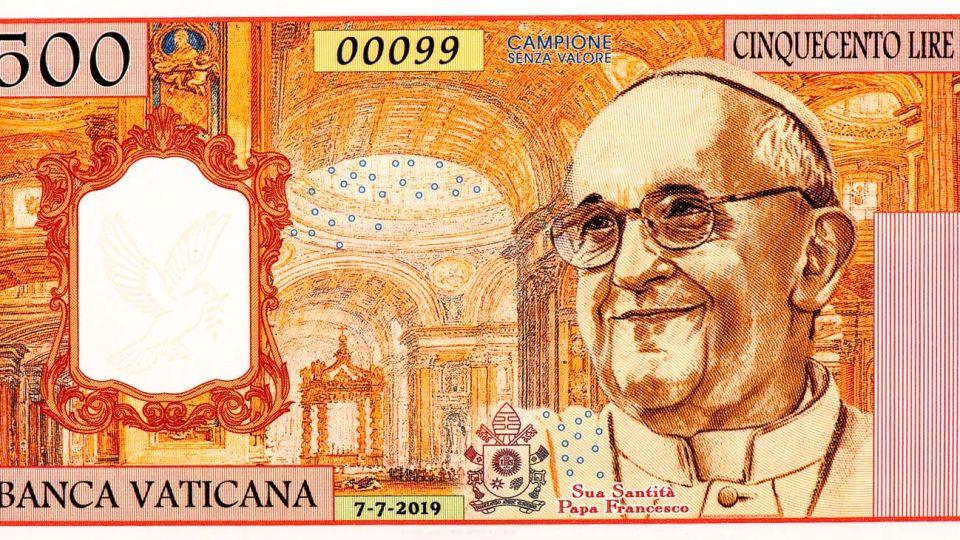 Banco Vaticano.