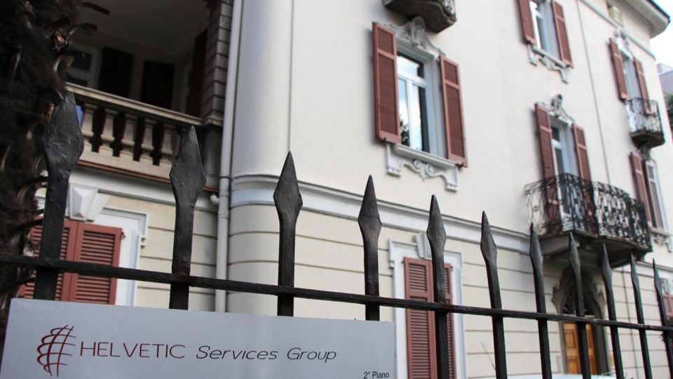 Helvetic Services Group la sociedad suiza de Ramos