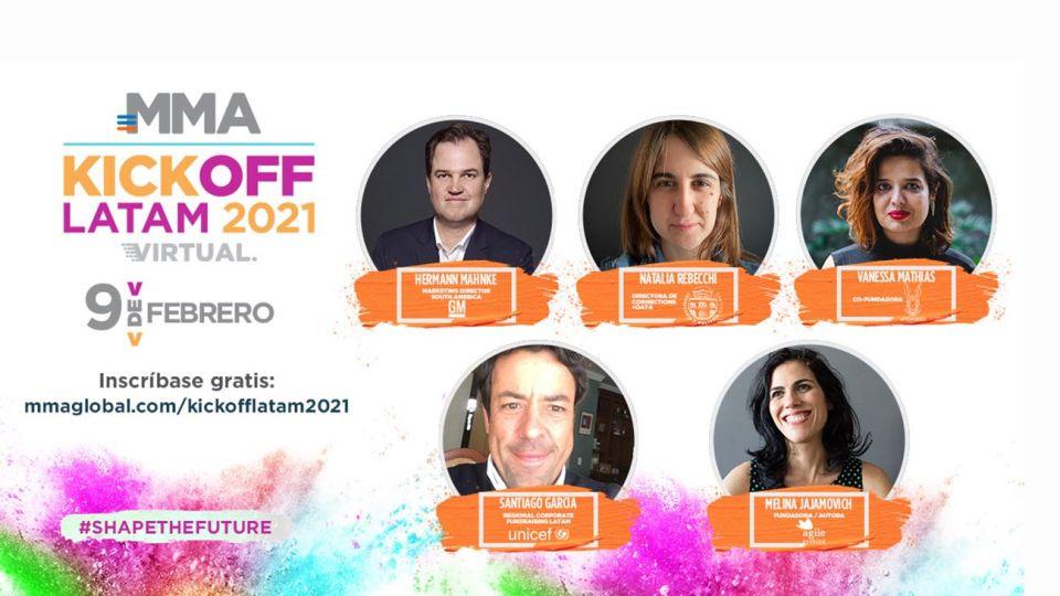 El Kickoff LATAM 2021 cuenta con una agenda con contenido regional, en portugués por la mañana y español por la tarde. La participación online será gratuita sólo para miembros e invitados.