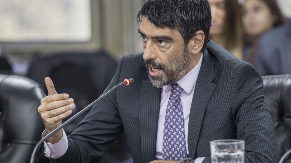 Rodolfo Tailhade, diputado nacional