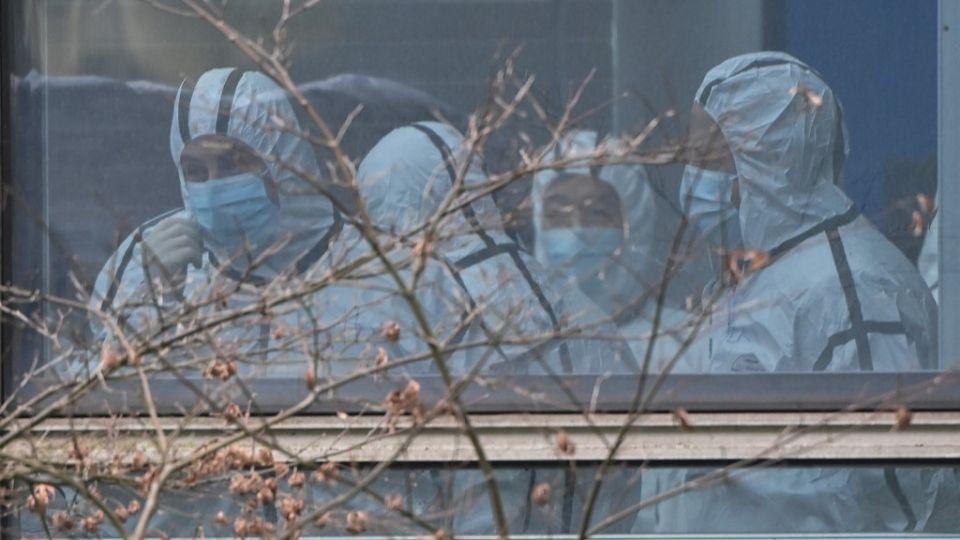Una misión de la OMS viajó a la ciudad china de Wuhan para indagar en el origen del coronavirus.