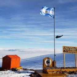 La Base Belgrano II fue inaugurada el 5 de febrero de 1979.