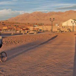 El pueblo de Tolar con su plaza y sus hermosos pobladores.