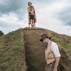 La excavación | Foto:Cedoc