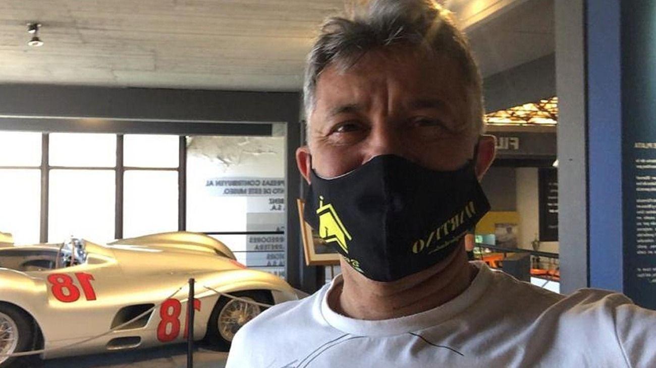 La víctima fue identificada como Mariano Alberto Martino, de 58 años.