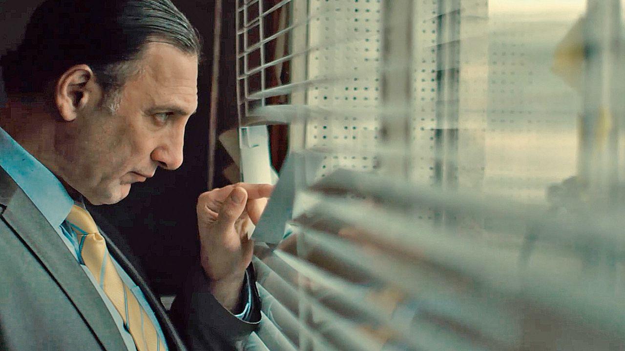 Robert Hanssen. El actor representa a un traidor norteamericano que desmanteló la red de soviéticos encubiertos de EE.UU. | Foto:Gentileza Press 1 Mariana Metzger.