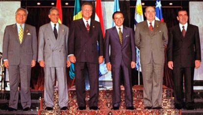 Mercosur en 1991