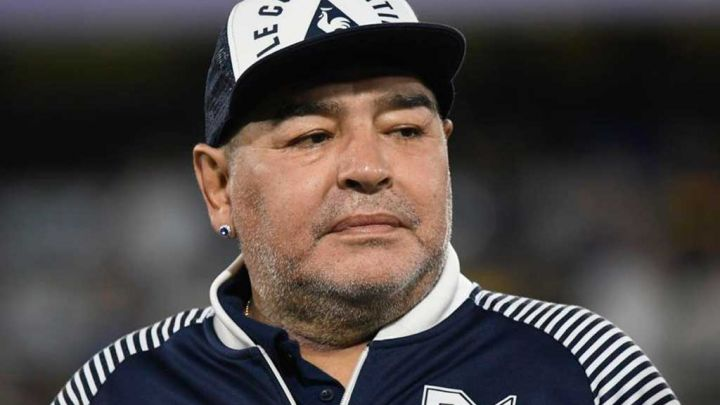 """Los hijos de Maradona reactivaron su cuenta de Instagram: """"Que tu fuego no se apague"""""""