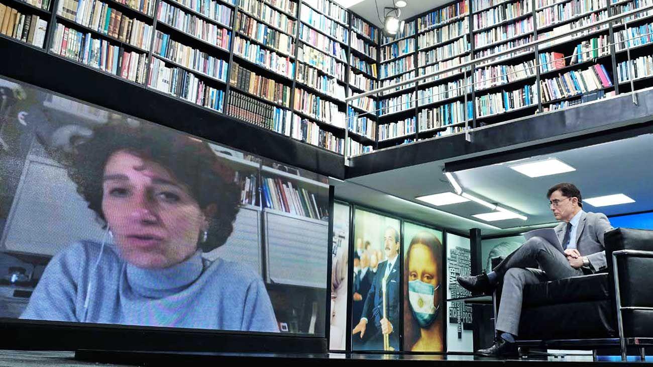 Reportaje. Marina Garcés