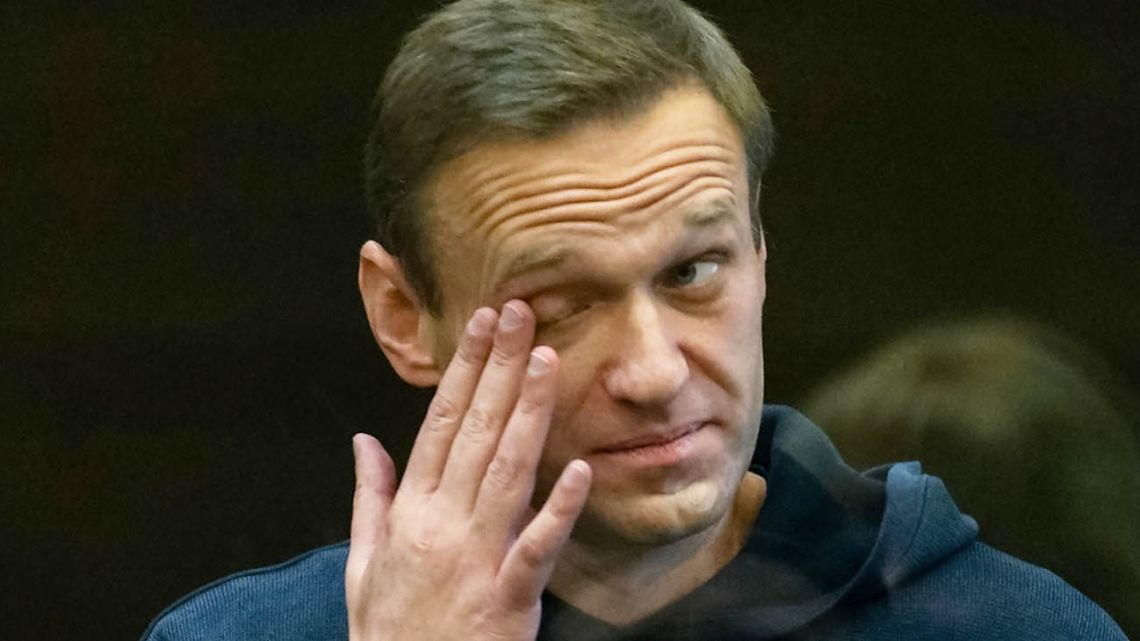 Alexei Navalny.