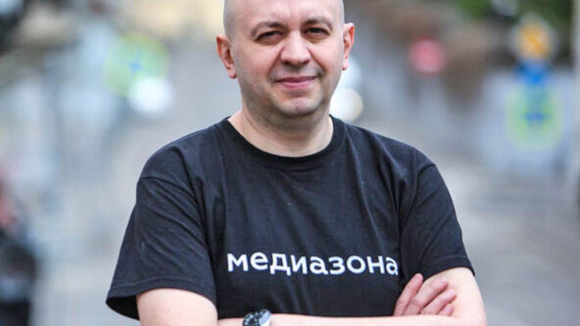 Sergei Smirnov.