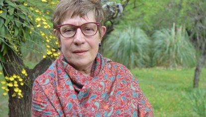 MARÍA TERESA ANDRUETTO. La multipremiada escritora cordobesa llegó en febrero a las librerías con 'Extraño oficio', de la mano de la editorial Random House.