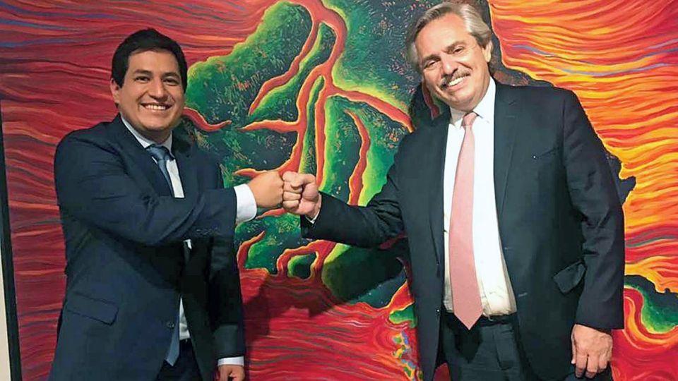Ecuador. La apuesta, en la elección de hoy, es el candidato de Correa, el economista Arauz.