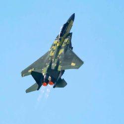 La prueba duró unos 90 minutos y la aeronave funcionó tal como se esperaba.
