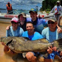 René Giménez, Cristian Davidsen, Iván López y Hugo Kuziw fueron los integrantes de la salida, junto al guía Lalo Pesca.