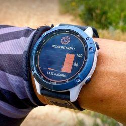 Los relojes inteligentes se han vuelto un aliado muy importante para las actividades al aire libre.