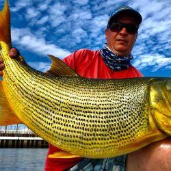 La ciudad de Concordia comenzó a recibir a los pescadores que siempre soñaron con tener en sus manos el pescado de sus vidas.