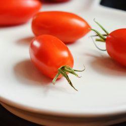 Tomates cherry, tan deliciosos como versátiles.