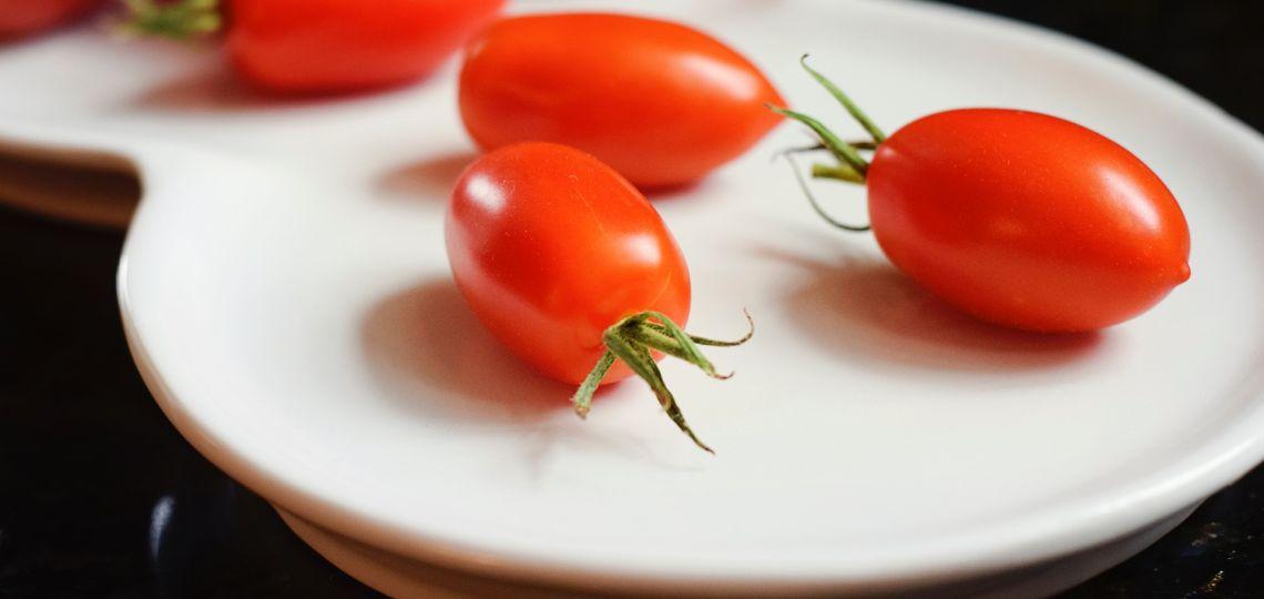 Una gran receta para arrancar la semana: tarta de tomates cherry y queso