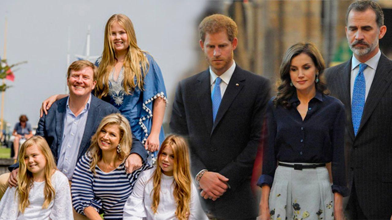 Monarquía europea | Foto:cedoc