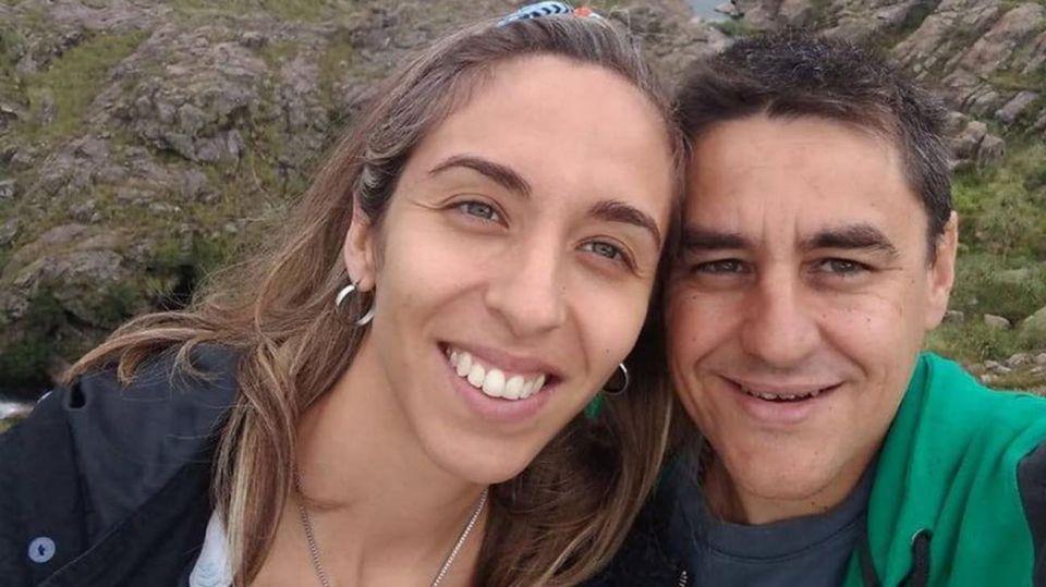 Victoria Irusta murió tras caer de su bicicleta por un pelotazo 20210209