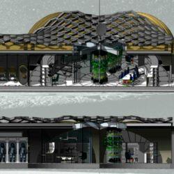 El proyecto FOCARIS está a cargo de un grupo de arquitectos e ingenieros españoles.