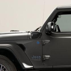 Lo más probable es que durante el evento se de a conocer el prototipo del Jeep Wrangler eléctrico.