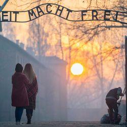 Campo de concentración de  Auschwitz   Foto:cedoc