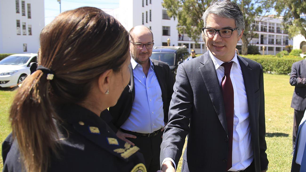El juez federal de Lomas de Zamora Federico Villena