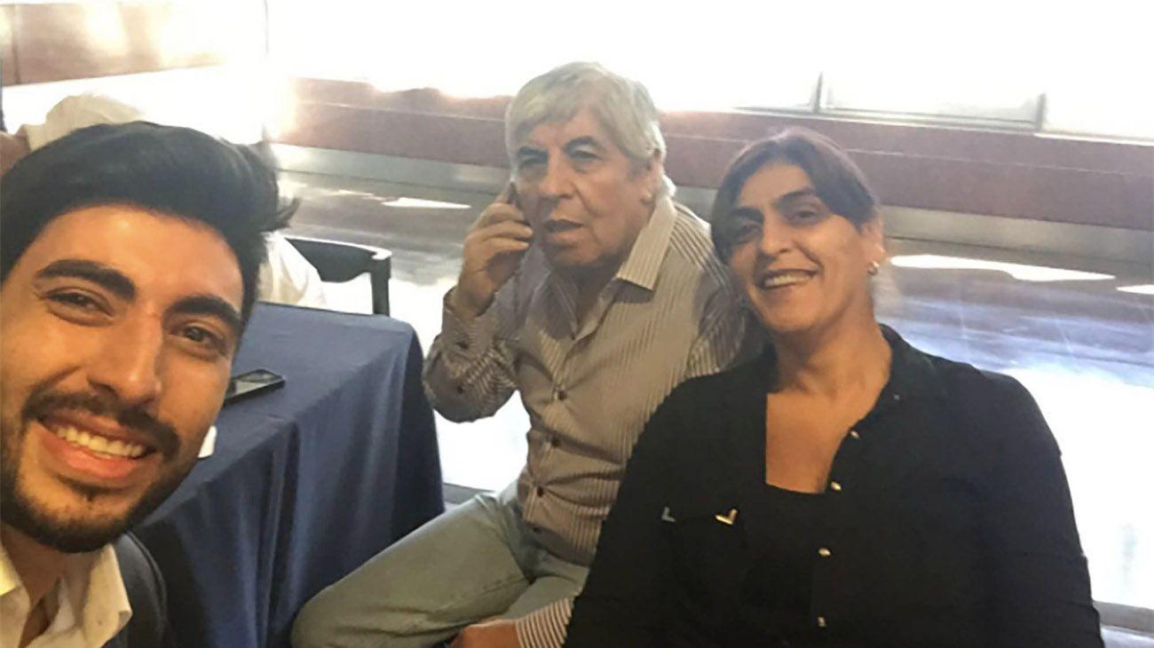 Karina Beatriz Moyano, hija del líder camionero Hugo Moyano, es investigada en una causa de narcotráfico.