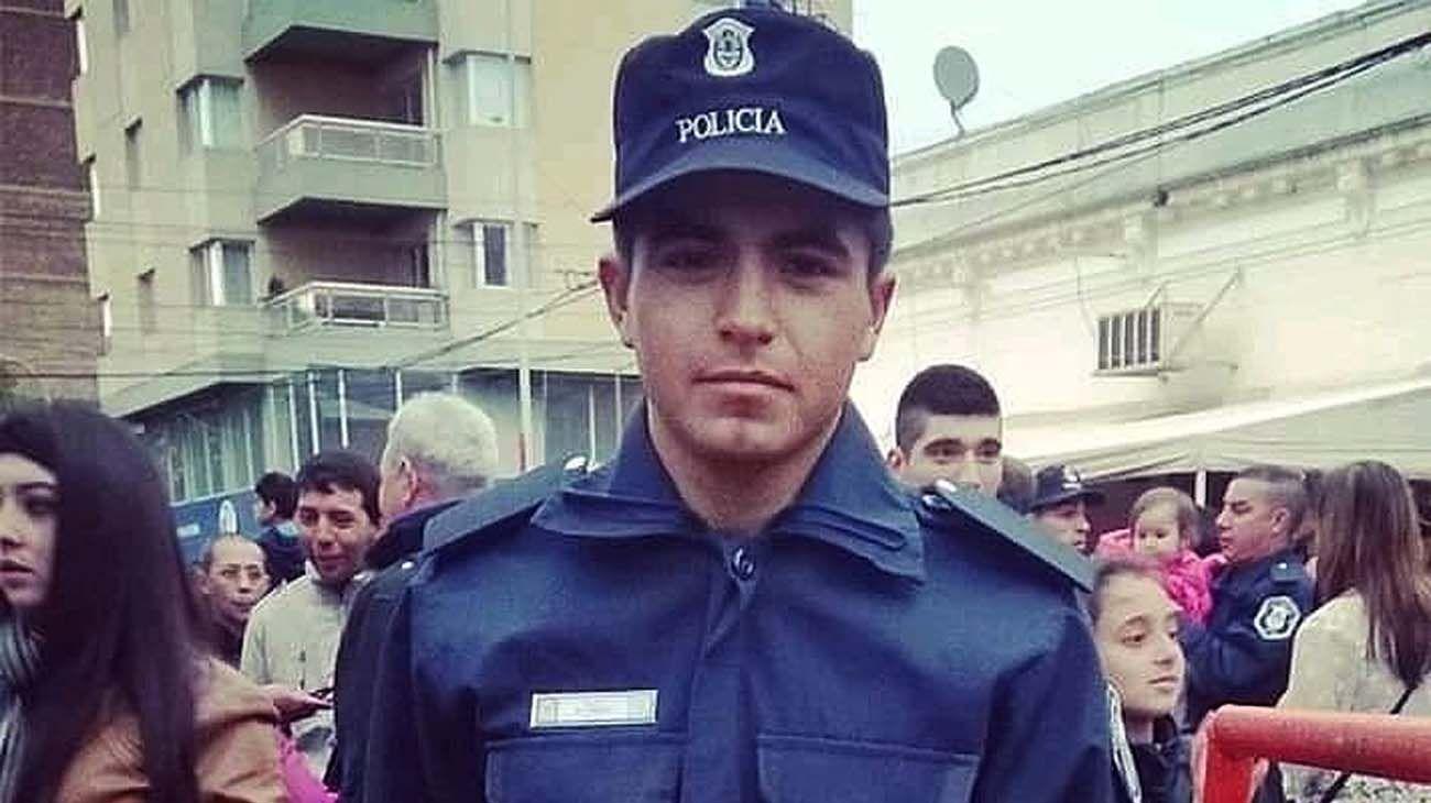 Matías Ezequiel Martínez, el policía bonaerense de 25 años que asesinó a Ursula.