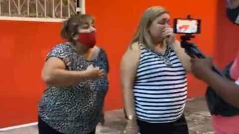 La concejala de Tartagal, Salta, Paola Díaz.