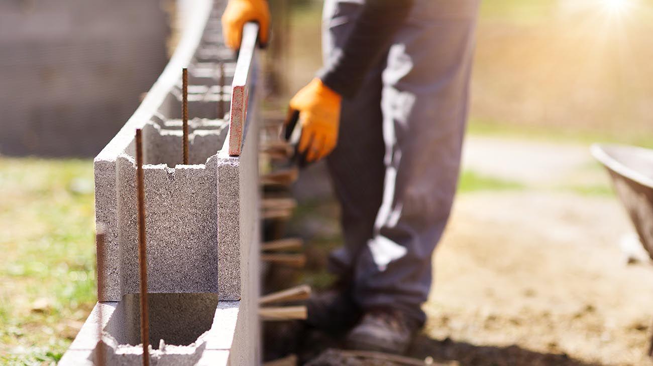 viviendas en construcción Plan Casa Propia