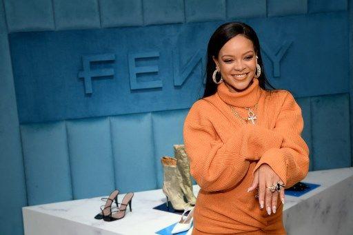 Rihanna2020afp