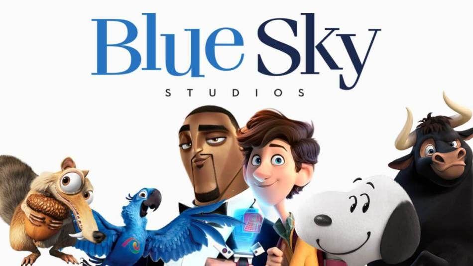 Blue Sky Studios, una compañía de animación que había adquirido con la compra de los activos de entretenimiento de Fox hace dos años.