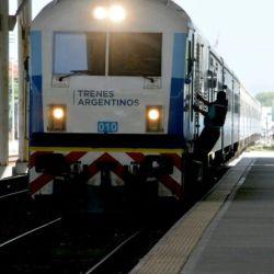 La estación de tren de Mar del Plata funciona en el mismo predio que la Terminal de Micros.