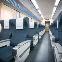 Todos los trenes cuentan con pasajes en primera clase y en pullman.