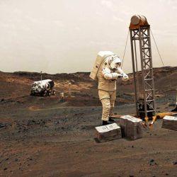 En un futuro cercano, la NASA planea realizar un taller de expertos multidisciplinarios para evaluar los posibles sitios de aterrizaje de humanos en Marte en base a esta investigación.